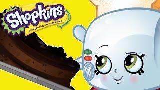 SHOPKINS 🍰  CHOCOLATE CAKE 🍰  Cartoons For Kids | Toys For Kids | Shopkins Compilation