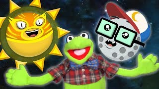 What is a Lunar Eclipse? Astronomy for Kids | Kids Science