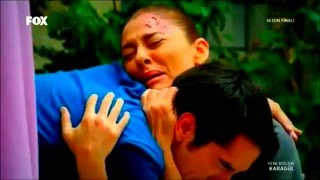 Crna ruza-Ebru saznaje da joj je Baran sin (CELA SCENA SA PREVODOM)