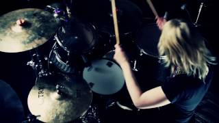 Slipknot - Purity (Drum Cover) by Aira Deathstorm