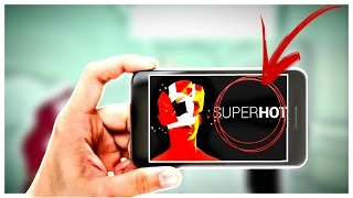 SUPER HOT PARA ANDROID!? [ GAMEPLAY+ DOWNLOAD]