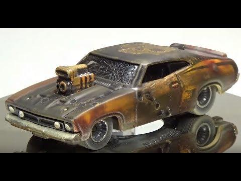 Xxx Mp4 Mad Max Gas Lands Custom Hot Wheels 73 Ford Falcon XB 3gp Sex