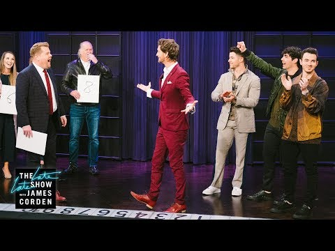 Mentalist Lior Suchard s Freaks Out The Jonas Brothers