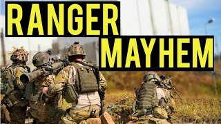 Ranger Mayhem | Milsim West Caspian Breakout (Elite Force 4CRS Block 2)