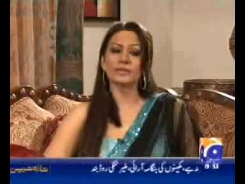Saima Khan Aik Din Geo Kay Sath Interview (GEO TV)  PART4