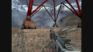 Call Of Duty 4 - Mission 17:  Ultimatum part 1