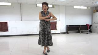 A Peking Opera Practice Video for me when not in China