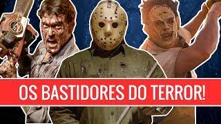 Os Bastidores do Terror! | Especial de Sexta-Feira 13