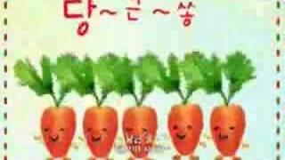 cute carrot dance