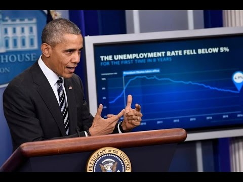 Record Job Growth, Unemployment 4.7%, Wages Up Fastest Since 2009