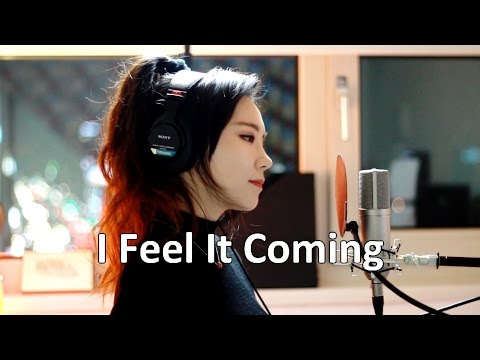 The Weeknd - I Feel It Coming ( cover by J.Fla ) mp3