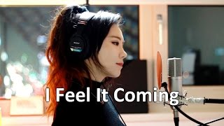The Weeknd  I Feel It Coming  Cover By Jfla