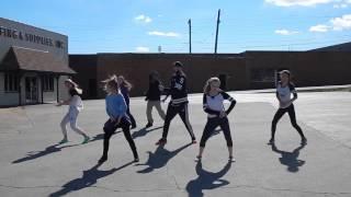 WORK - RIHANNA   Macy Kate Cover   Richmond Urban Dance Video   Choreography by Crystal Puryear