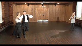 Springar frå Osterøy. Del 4 av 6: Heile dansen utan bunad