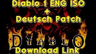 Diablo 1 PC ENG ISO + Deutsch Patch / Guide ( Download Link )