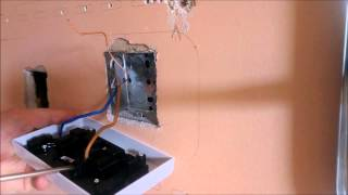The Easiest Way to Change a Single Plug Socket to a Double Plug Socket