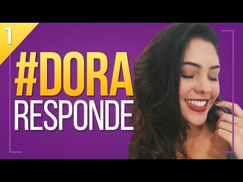 TÁ SOLTEIRA? | 1º ANAL | AMIZADE COM EX - #DoraResponde | Dora Figueiredo