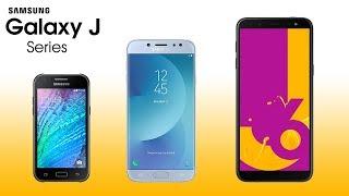 Samsung Galaxy J series Evolution