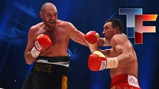 Tyson Fury defeats Wladimir Klitschko➫Highlights