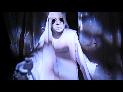 American Horror Story: Volume 2 haunted house at Halloween Horror Nights 2017, Universal Orlando