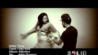 Tinny - I Dey Kolo feat. Black Tribe (Official Music Video)