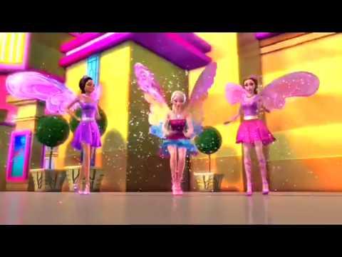 Barbie el secreto de las hadas Trailer español