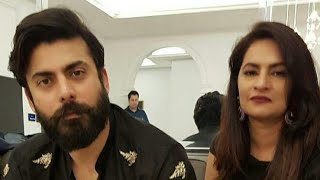 Fawad Afzal Khan & Sadaf Khan Is Celebrating 12 Years Of Marriage - Happy Marriage Anniversary