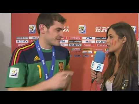Xxx Mp4 Spain Football Captain Casillas Kiss A Reporter 3gp Sex