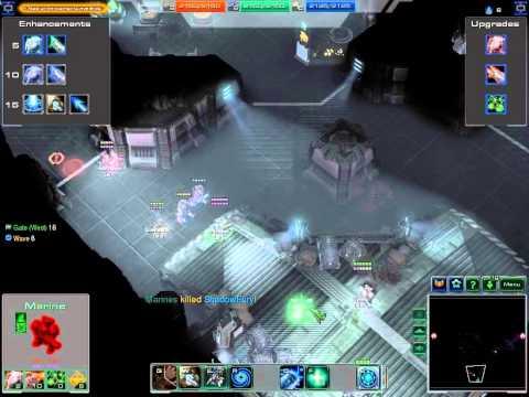 SC2 FFS Event217 Game 2 Part 1/2 (Alien vs Predator)