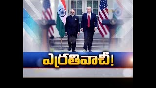 Beyond Handshakes & Hugs   Modi-Trump Meet   Meant Serious Business   Idi Sangathi