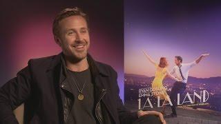 LA LA LAND: Ryan Gosling will