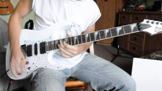 Metallica - Trapped Under Ice - Guitar Cover HD