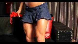 Beauty Ashlee Chambers Muscles Exposed