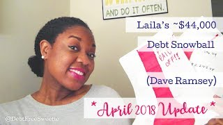 Debt-Free Journey Update 04/18 + Free Download | Dave Ramsey