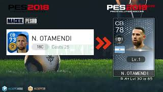 Pes 2019 Mobile • Gold_To_Black_Ball_Upgrades | Part A