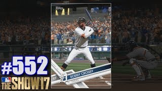 2028 PLAYOFFS BEGIN! | MLB The Show 17 | Road to the Show #552