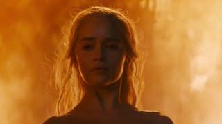 Daenerys vs Dorthraki Khals - Game of Thrones S06E04