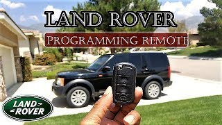 # 1 Discovery How To Raise And Lower Your Land Rover With Your key Fob