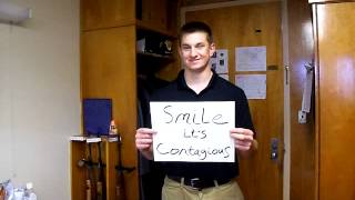 Smiling is Contagious