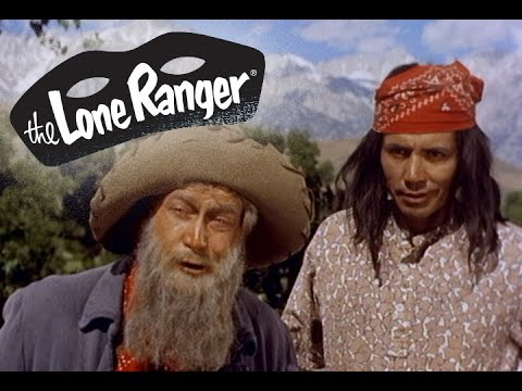 The Lone Ranger The Counterfeit mask
