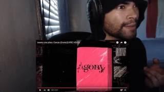 twenty one pilots: Cancer (Cover) [LYRIC VIDEO] REACTION!!!