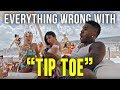 Everything Wrong With Jason Derulo Tip Toe Feat French Montana mp3