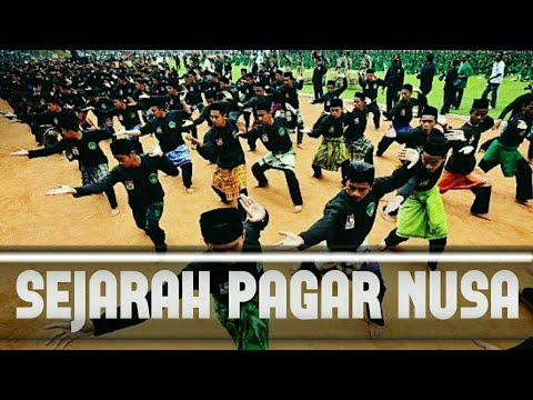 Sejarah Pagar Nusa Ki Cokro ST
