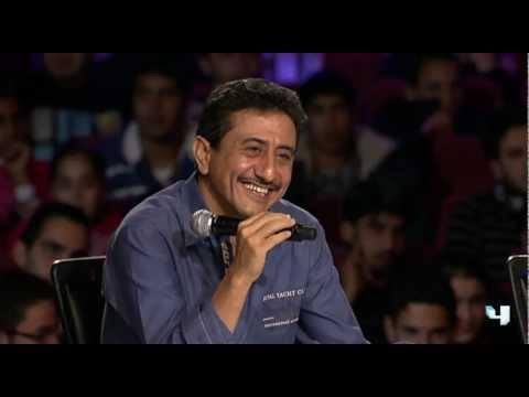 ArabsGotTalent S2 Ep3 احمد الجيلي