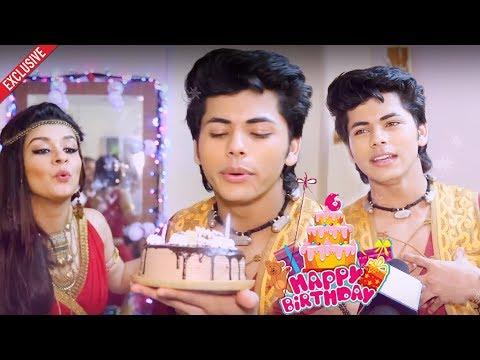 Xxx Mp4 Siddharth Nigam Aka Aladdin Celebrates His Birthday 2018 With Co Star Avneet Kaur 3gp Sex
