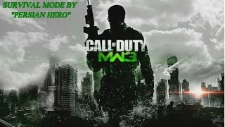 MW3 SOLO SURVIVAL BY