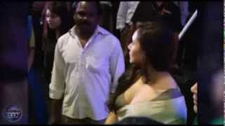rani mukherjee hot boobs show SAREE SLIP