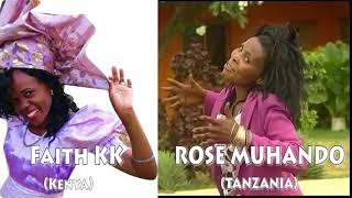 Rose Muhando arejea kwa mziki baada kupitia mengi Wimbo mpya  unaitwa Atakutoa Uliko ft Faith KK