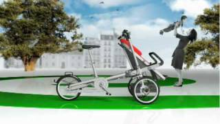 Taga bike / stroller - Official video