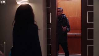 Tariq Swears At Raina With Middle Fingers Scene - Power Season 4 Episode 4 Funny Moment